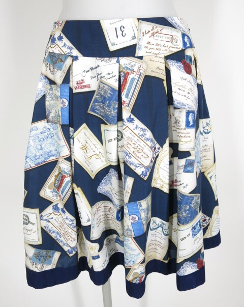 Jane Marple Precious Cardsのミニスカート