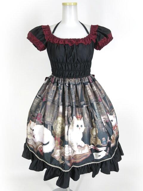 Enchantlic Enchantilly Queen Cat~秘密の書斎~ワンピース