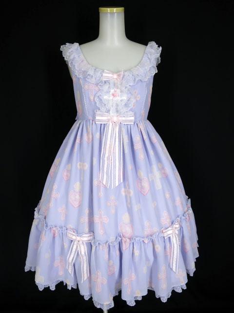 Angelic Pretty Sugar Crossジャンパースカート