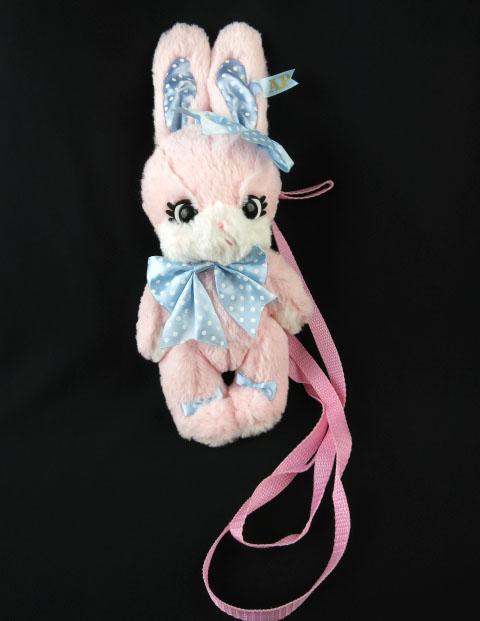 Angelic Pretty Lovelyリリカルバニーぬいぐるみポーチ