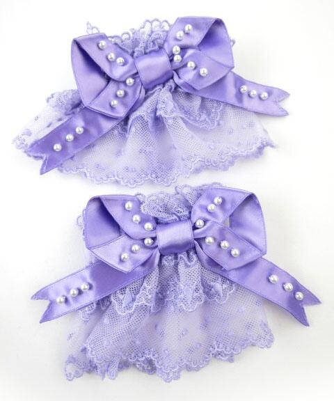 Angelic Pretty Mermaidリボンお袖とめ