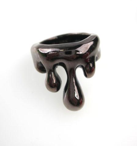 Q-pot. ビターチョコレート メルトリング