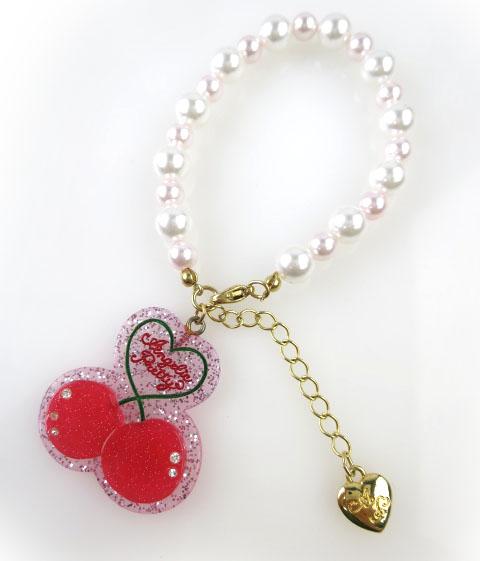 Angelic Pretty Fresh Cherryブレスレット