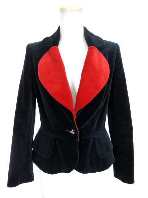 Vivienne Westwood RED LABEL 別珍ラブジャケット
