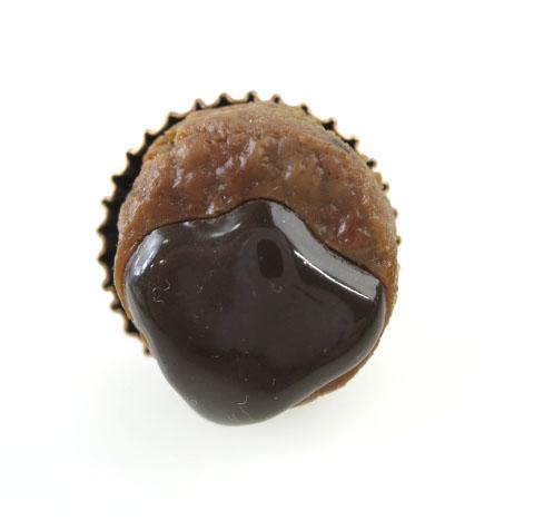 Q-pot. チョコレートスコーンリング