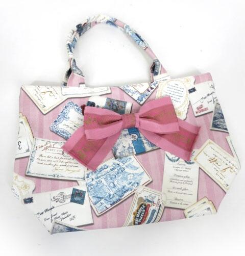 Jane Marple Precious Cardsのバッグ