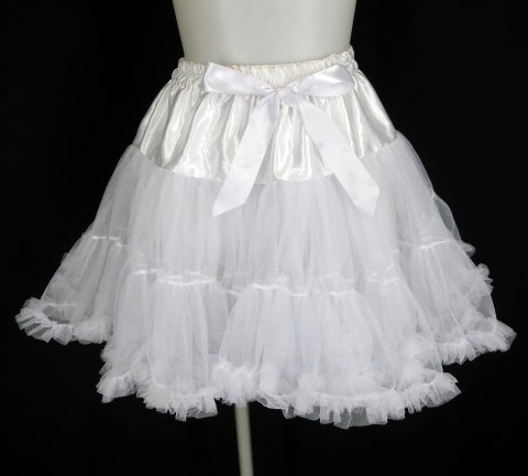 MR corset パニエスカート