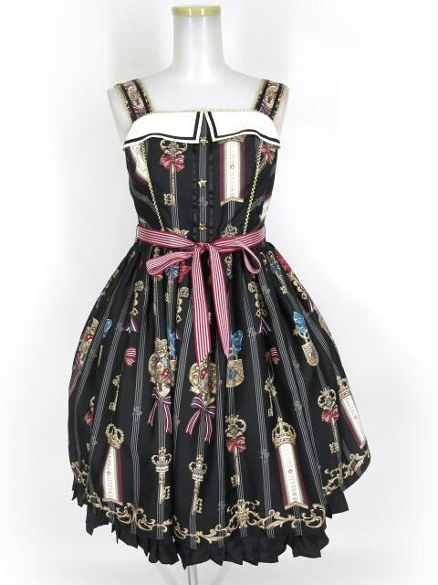 Angelic Pretty British Keysジャンパースカート