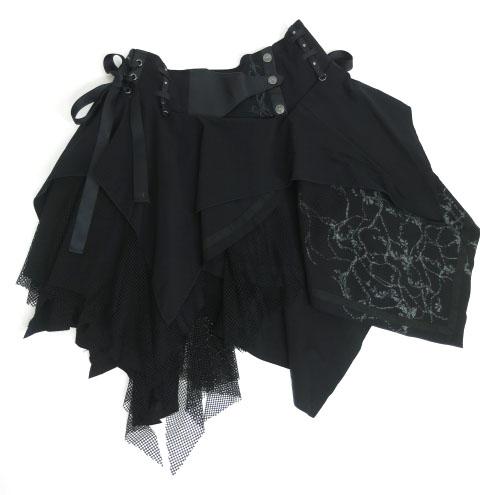 Ozz Croce アシンメトリースカート