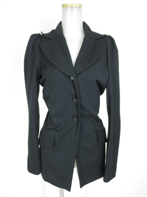Vivienne Westwood 3つボタンジャケット