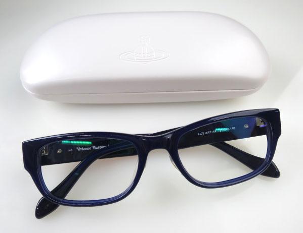 Vivienne Westwood ユニオンジャック 眼鏡 (VW-7038)