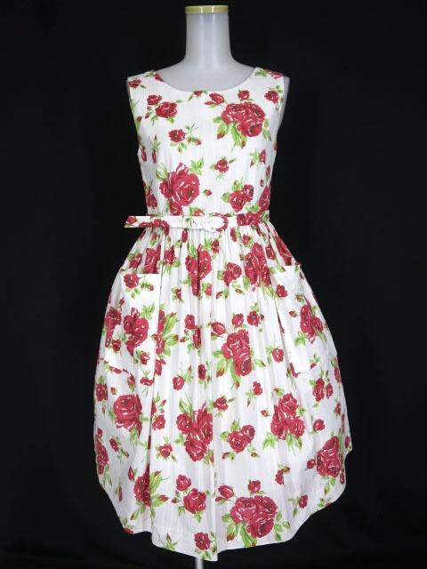 Jane Marple English Rose ガーデンドレス