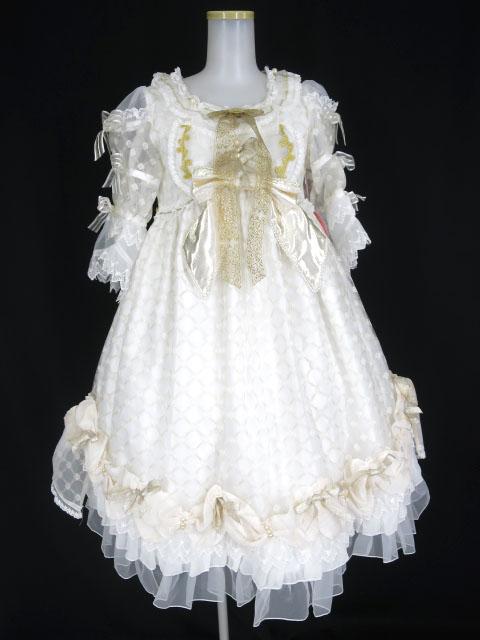 BABY, THE STARS SHINE BRIGHT TRINITY~天使の微笑み~ワンピースドレス