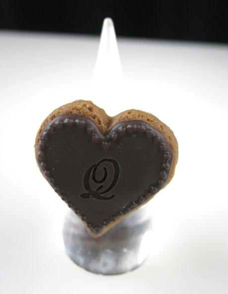 Q-pot. ハートシュガークッキーリング
