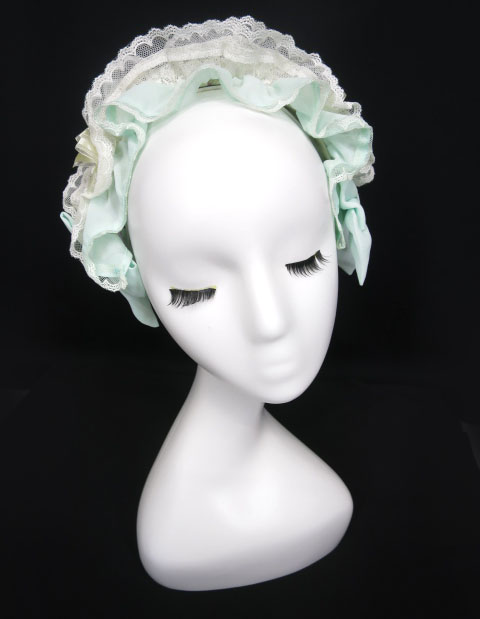 Angelic Pretty シフォンフリルカチューシャ