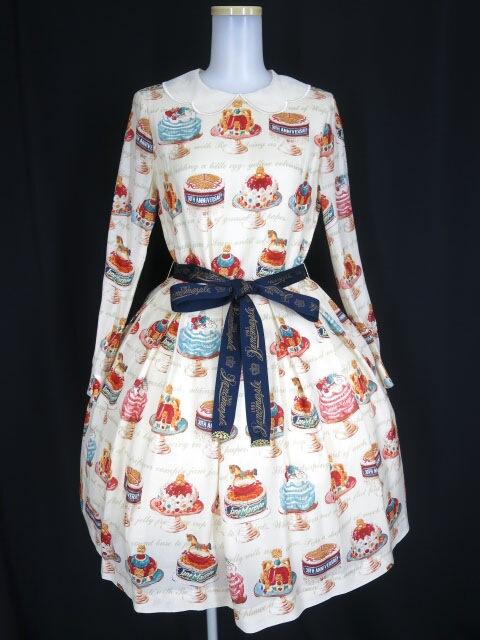 Jane Marple アニバーサリーケーキのワンピース