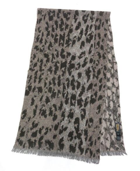 Vivienne Westwood ジャガードオーブ柄ストールマフラー