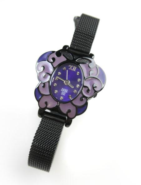 ANNA SUI バタフライ 腕時計