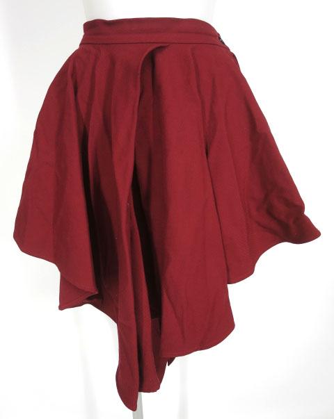 alice auaa バッスルボリュームスカート