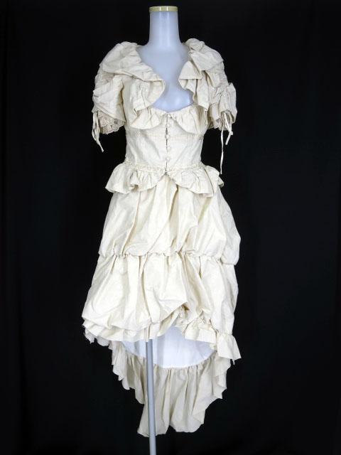 alice auaa 恋月姫ブラウスジャケット&シャーリングロングスカート セット