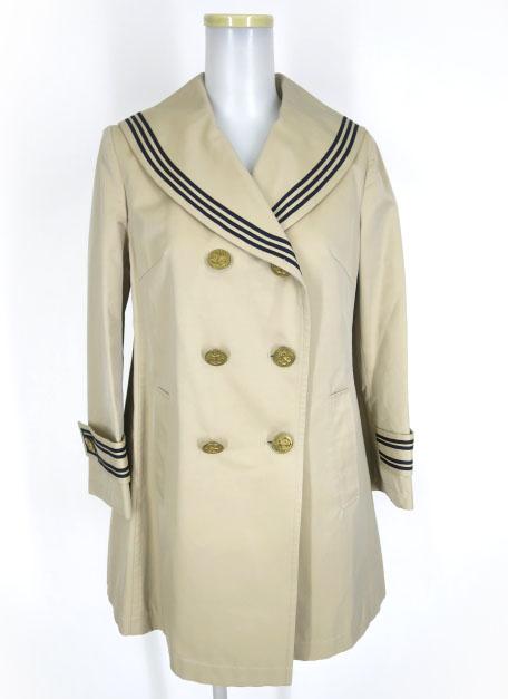 Jane Marple クラシックマリンのコート