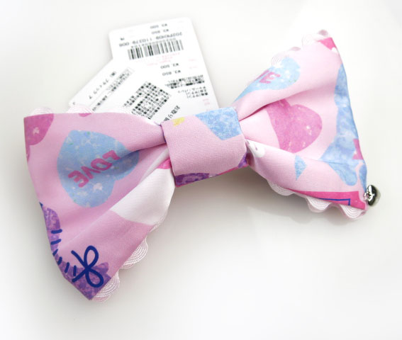Angelic Pretty Girly Stickerバレッタ