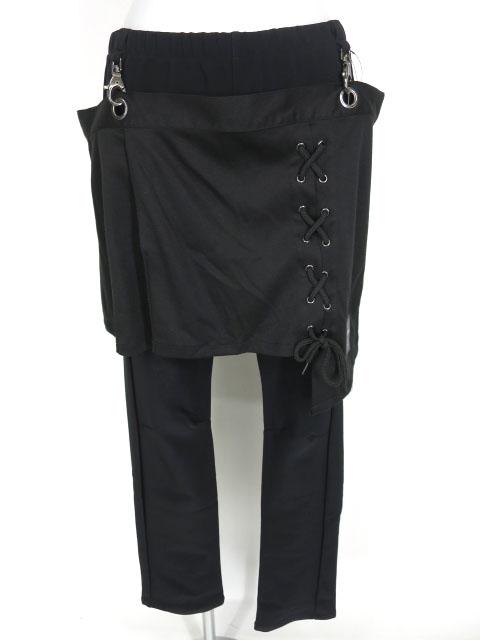 SEX POT BLACK ROCK FLAP パンツ