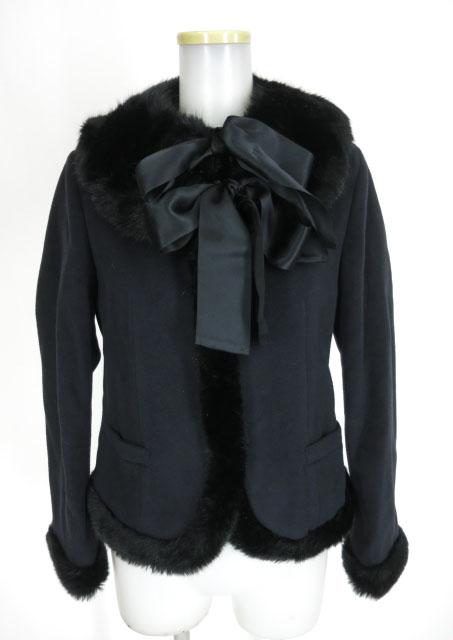 Jane Marple インポートウールのセドリックジャケット