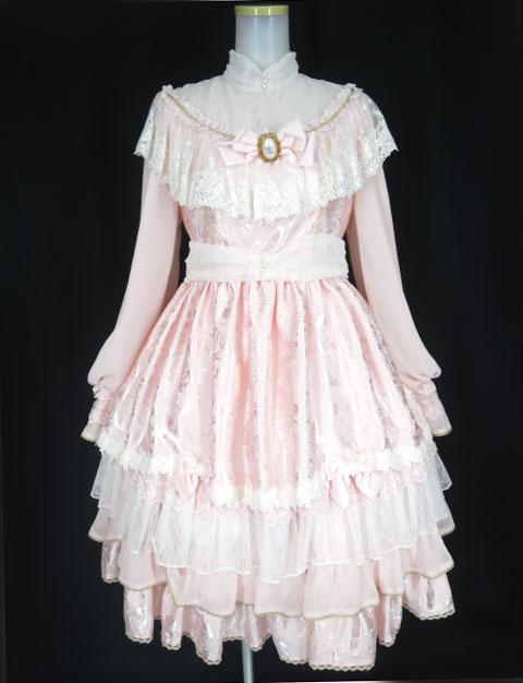 Angelic Pretty Victorian waltzワンピース