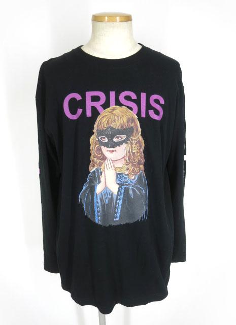MILKBOY CRISIS L.S. Tシャツ