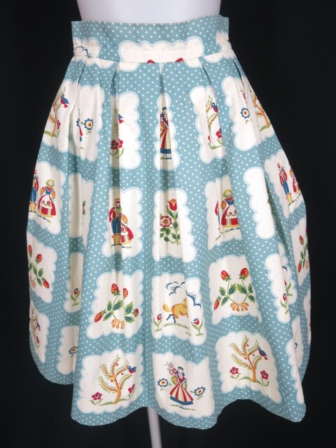 Jane Marple チロリアンスカート
