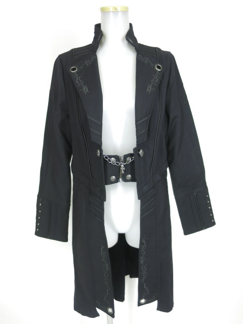 Ozz Croce 2wayロングジャケット
