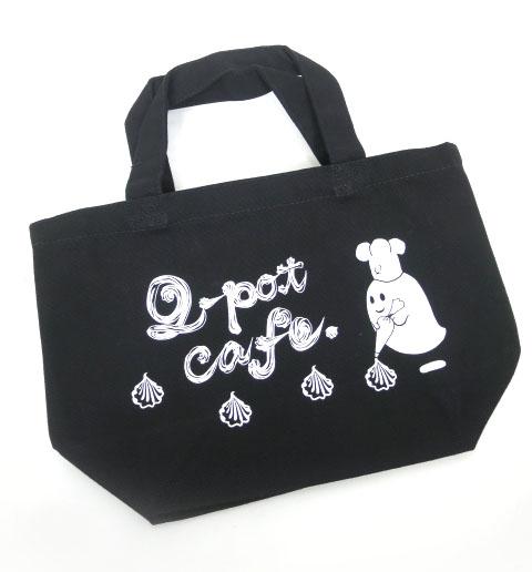 Q-pot. SeQret Room パティシエ ランチトートバッグ