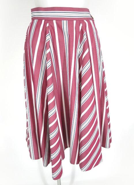 Vivienne Westwood RED LABEL ストライプ柄スカート