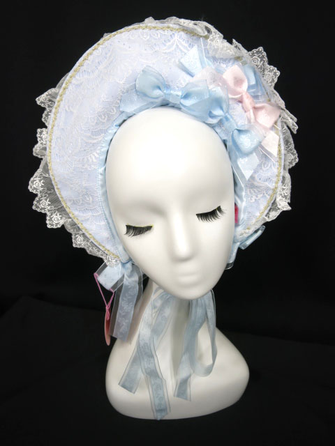 BABY, THE STARS SHINE BRIGHT Marie Antoinette laceボンネット