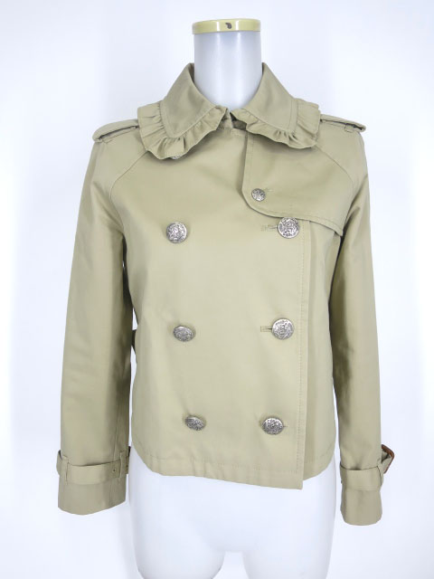 Jane Marple トレンチジャケット