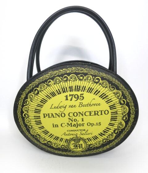 Jane Marple コンチェルトカルテのバッグ