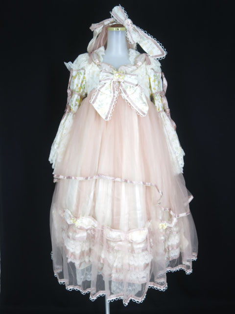 BABY, THE STARS SHINE BRIGHT Ver Placidum Mille fleur ワンピースドレスセット