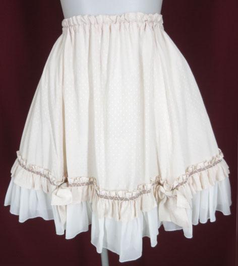 Mary Magdalene ミルフィーユパニエスカート