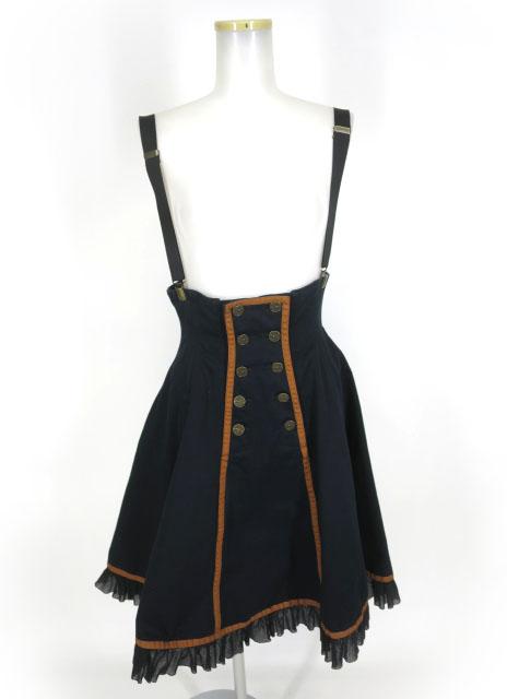 EXCENTRIQUE サスペンダーコルセットスカート