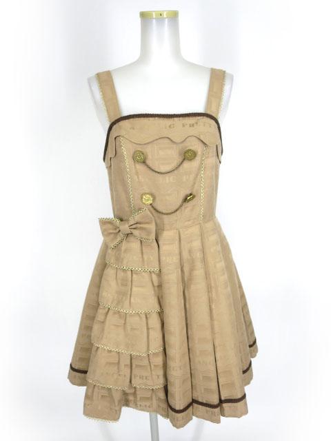 Angelic Pretty Melty Royal Chocolate ジャンパースカート