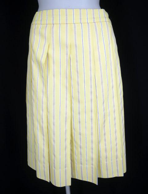 Jane Marple ストライプ柄スカート