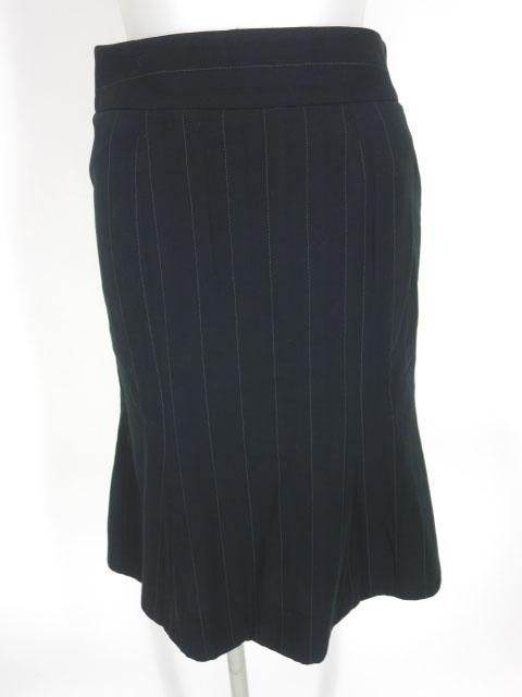Vivienne Westwood RED LABEL ストライプ柄マーメイドスカート