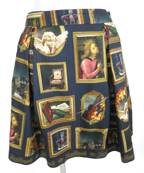 Jane Marple アニバーサリーミュージアムスカート