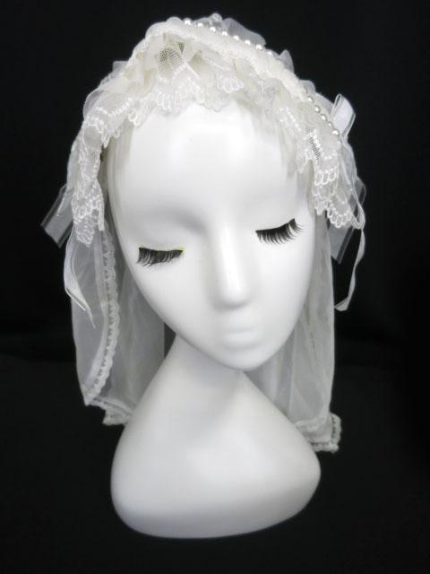 Angelic Pretty Airy Julianベール付ヘッドドレス