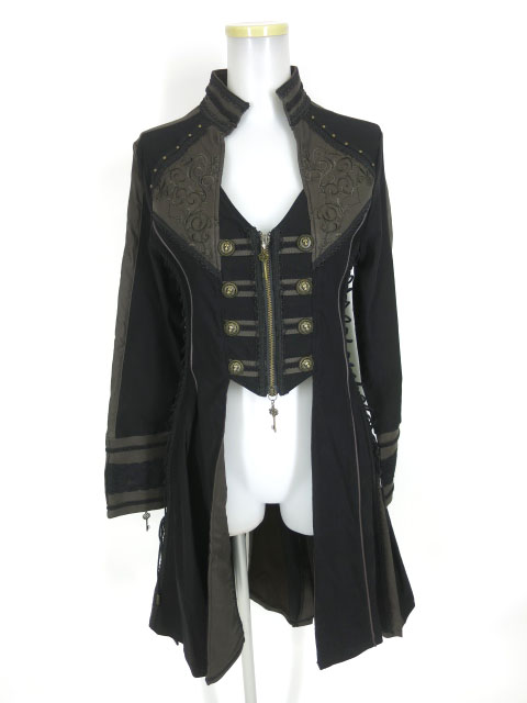 Rozen Kavalier ナポレオンロングジャケット