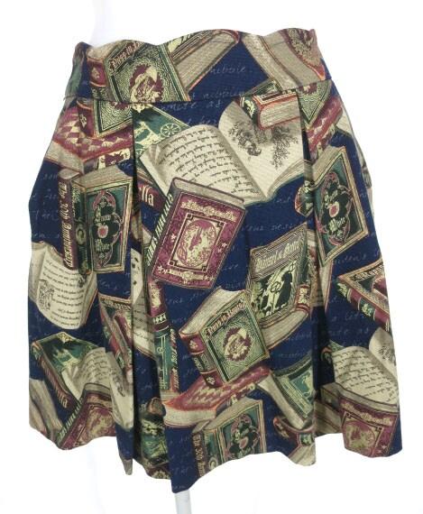 Jane Marple フェアリーテイルBOOKのコクーンスカート