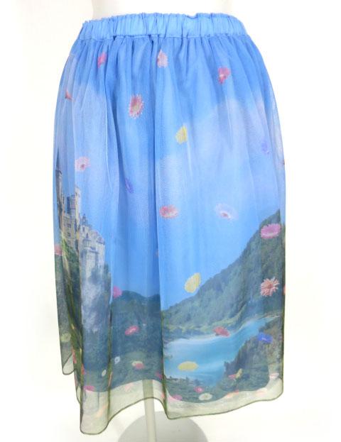 Jane Marple Dreamy Dreamのミドルチュチュスカート
