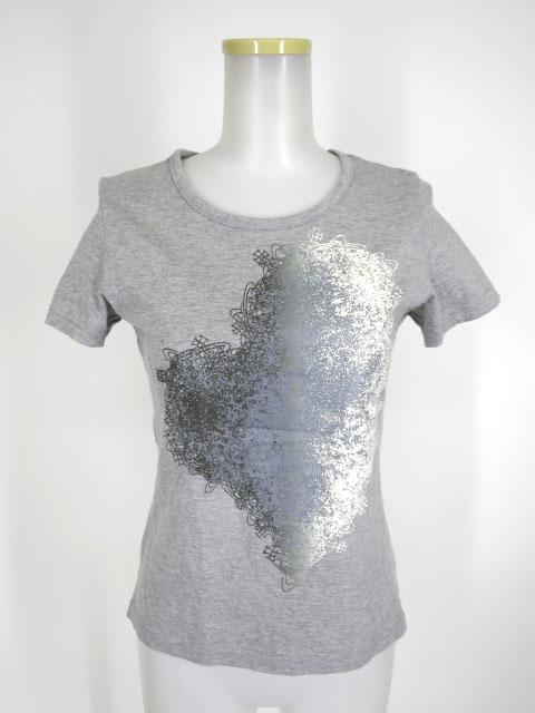 Vivienne westwood オーブハートプリントTシャツ