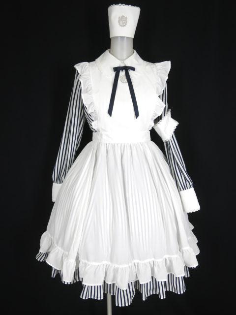 Angelic Pretty Chelsea NurseワンピースSet